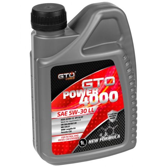 GTO POWER 4000 5W30 LL